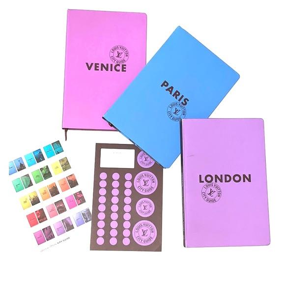 Louis Vuitton Accessories - Louis Vuitton city guides- Venice, Paris, London